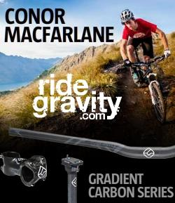 Gravity and FSA bicycle components