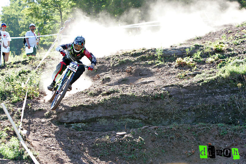 Sam Hill in the windham world cup downhill