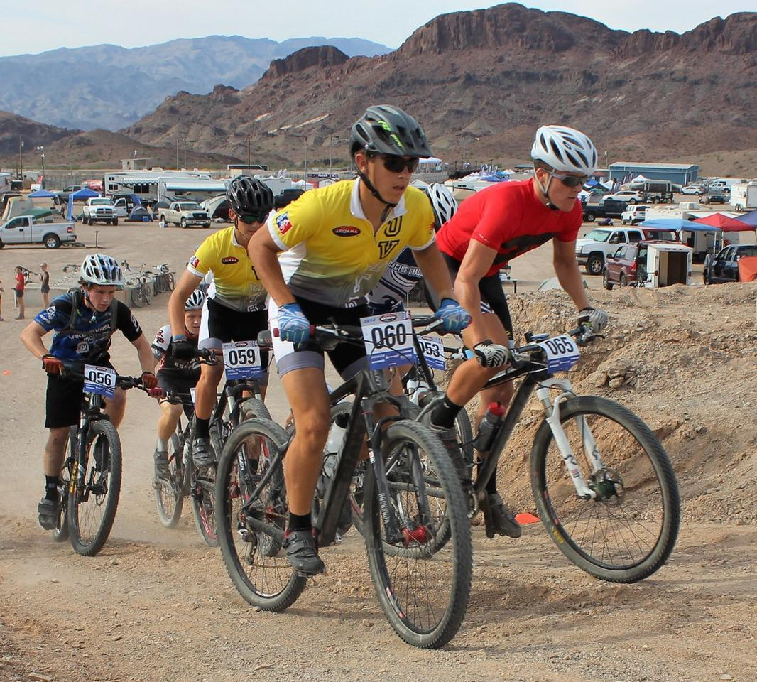 arizona high school mtb - boys varsity