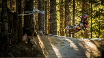 Air DH Results from Crankworx 2016