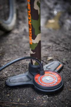 Blackburn releases High Volume MTB pump in Camo