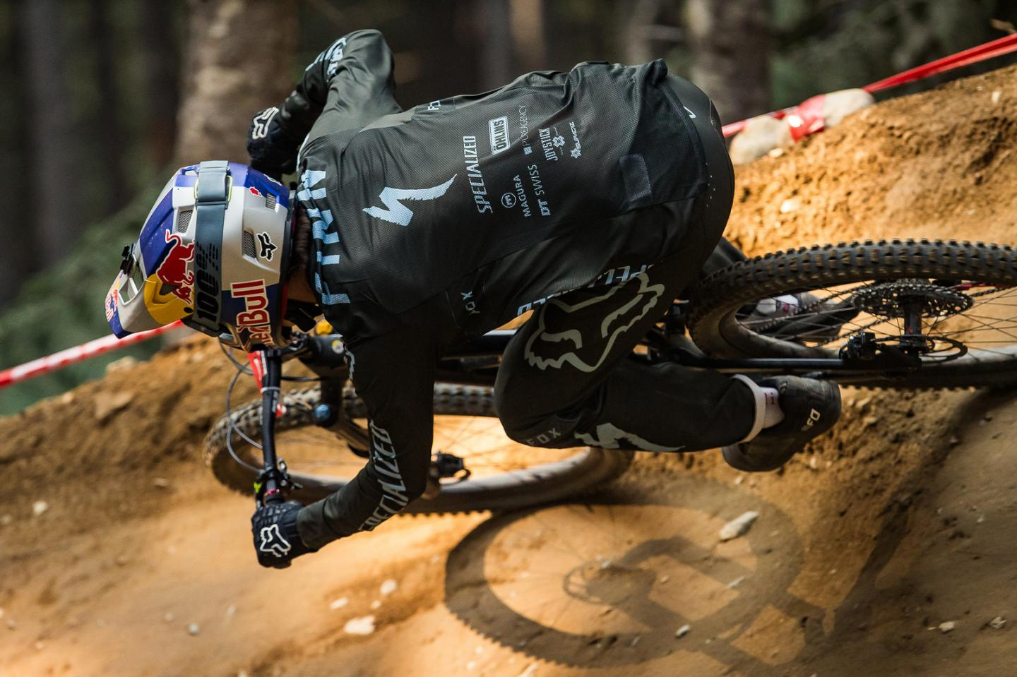 Crankworx Air DH has a new Champion