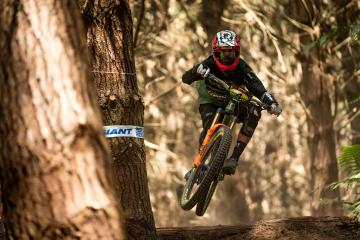 Crankworx Rotorua - Enduro Pictures and Results