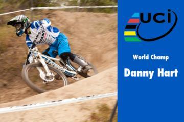 Danny Hart Takes World Championships in Champery