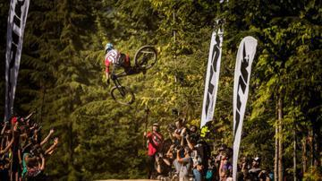 Day 7 at Crankworx - Whips and Pumps