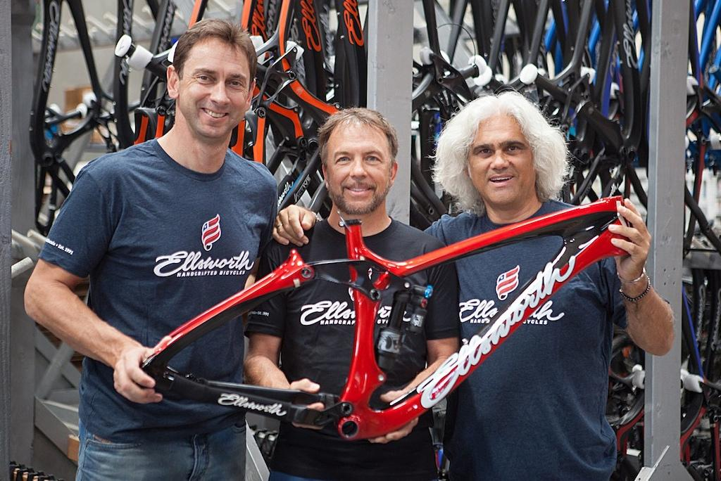 Ellsworth Bikes Sold to ASG group