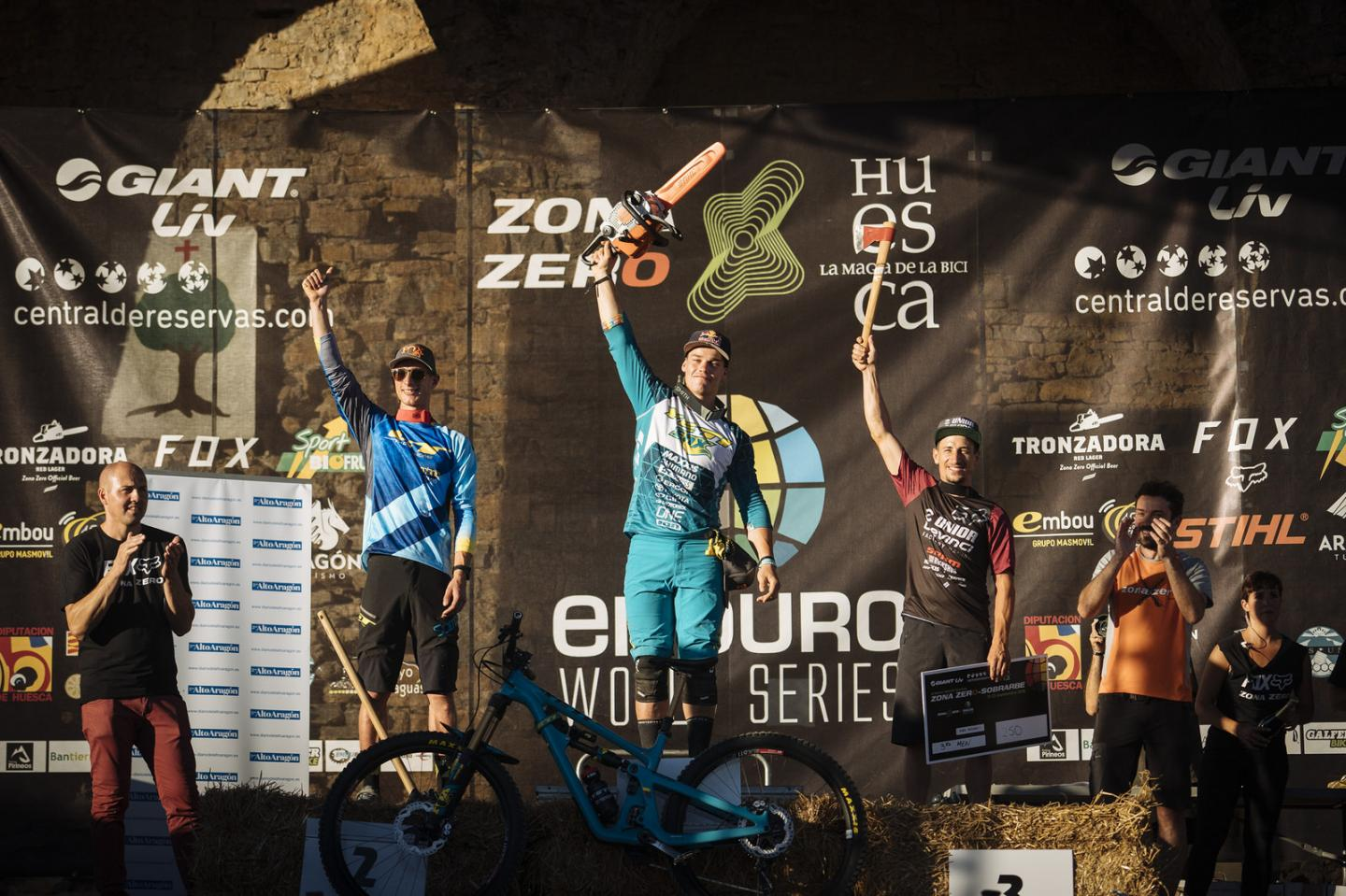 Enduro World Series Finale in Italy - New Format and Video