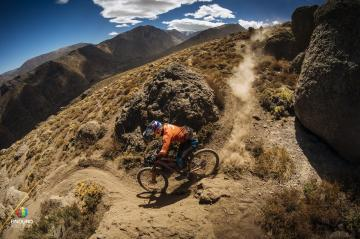 Enduro World Series Round 1- Hill and Ravanel Supreme