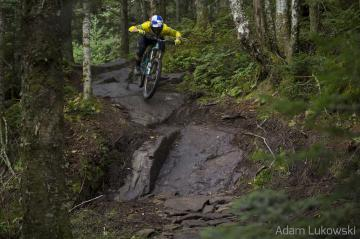 Enduro World Series round goes to Burke Mountain- USA