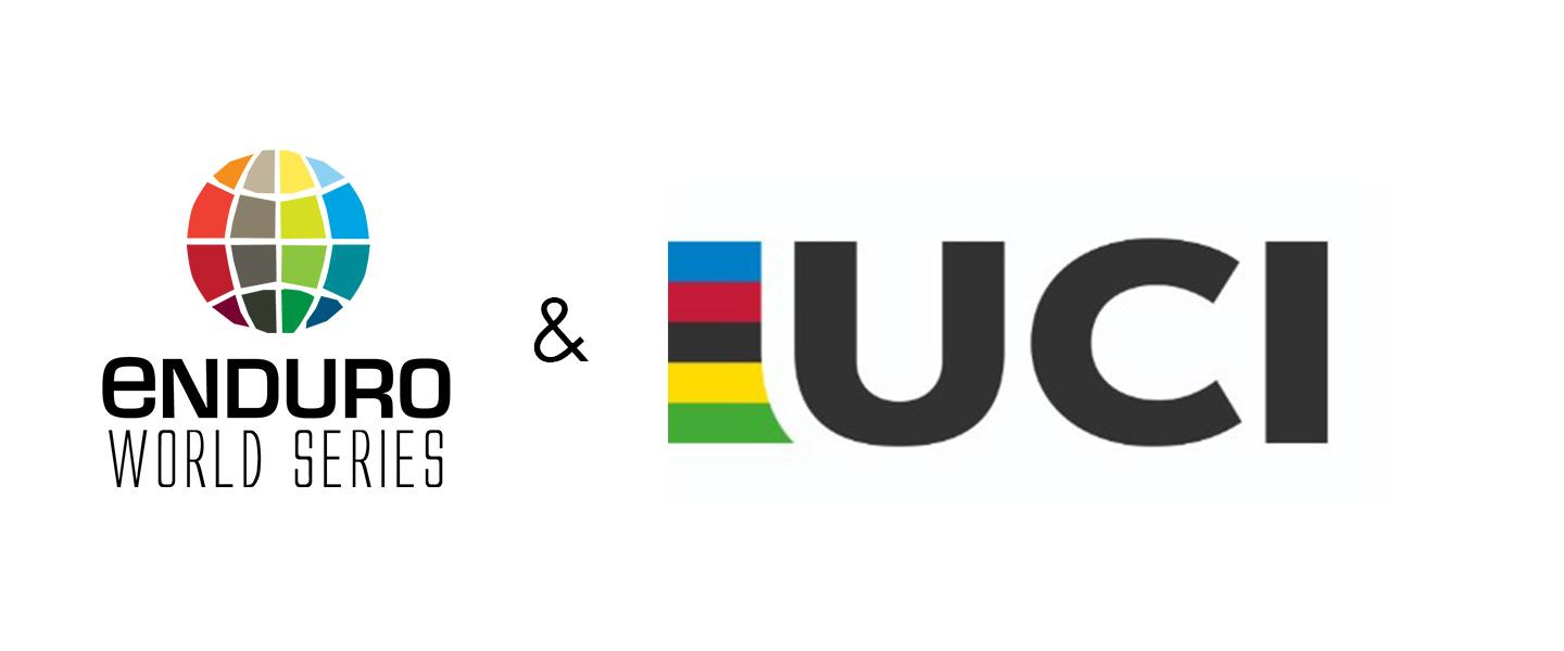 EWS signs with UCI creating stripes for Enduro World Championships Teams