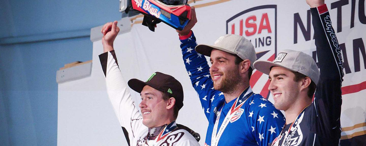 Mulally wins National DH Title