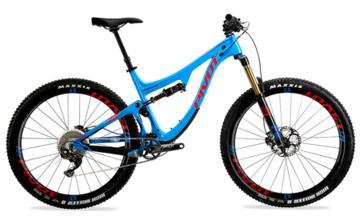 NEW Pivot Switchblade! Both a 29er and a 27.5!