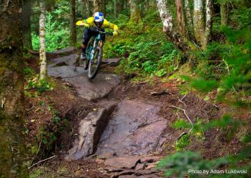 North American Enduro Series Closes out Season in Vermont