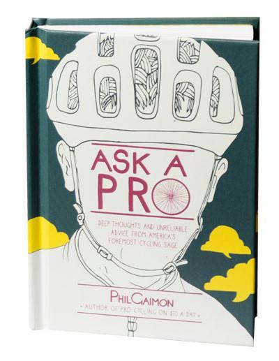 Phil Gaimons NEW book will make you laugh.