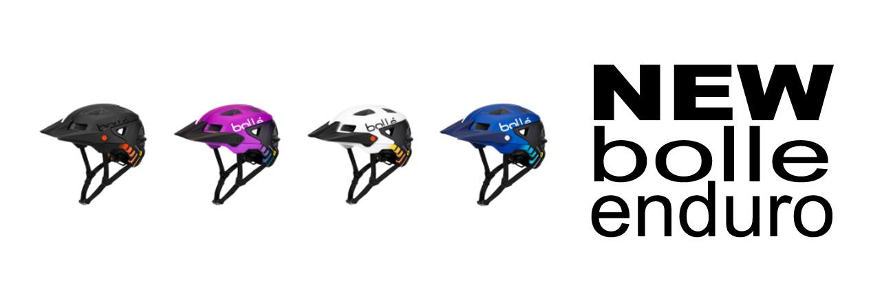 Review - Bolle' Gets Serious About New Enduro Helmet - The Trackdown
