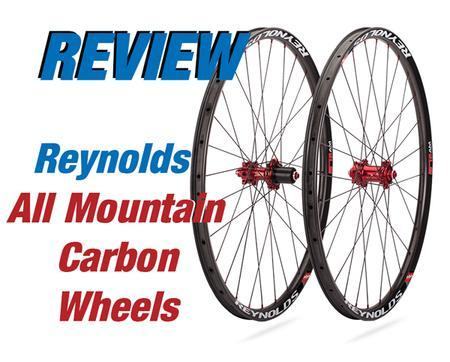 Reynolds Carbon All Mountain Wheel Review