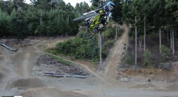 Video - Bernard Kerr Shreds Queenstown New Zealand