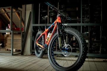 Worlds 1st internal Gearbox FAT bike