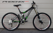 Pivot Shows New Downhill Bike at First World Cup