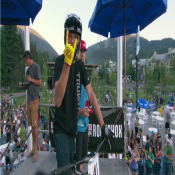 Crankworx 2012 Video Updates - pump track, air dh and more