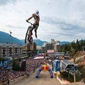 Crankworx 2012  Joy Ride Final and Canadian Open DH