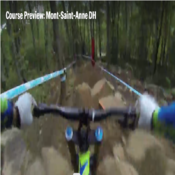 Mont Saint-Anne World Cup Preview Video
