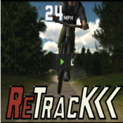 3D - Animation of YOUR Ride with ReTrack