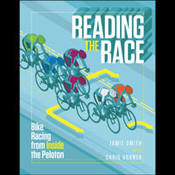 A book on Road Racing Strategies by Chris Horner and Jamie Smith