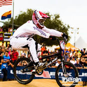 Willoughy Wins 2014 BMX World Cup Championship #2