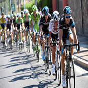 Team Sky Rides Wahoo trainers for 2015
