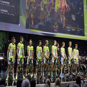 Cannondale Streams Pro Team Launch