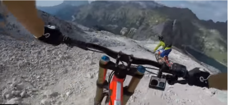 MTB Dream ride Dolomite Descending with Ritchie Schley