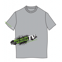 Bicycle World TV - T-shirt