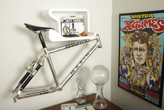 how to use your bike indoors
